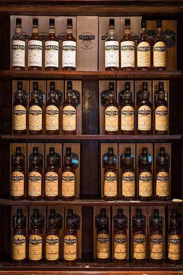 Friend at hand belfast whiskey shop