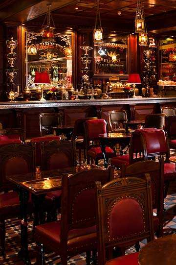 The Dark Horse Bar Belfast