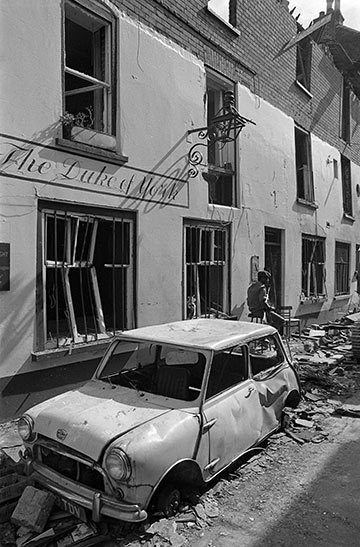 Bill Kirk Duke of York Bombing