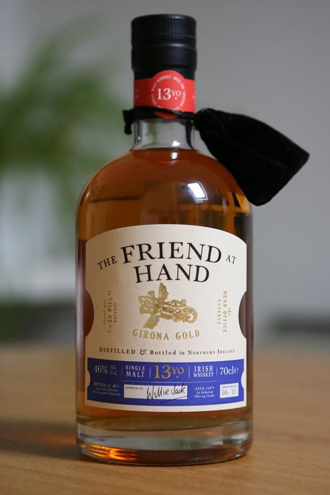 Girona Gold Whiskey