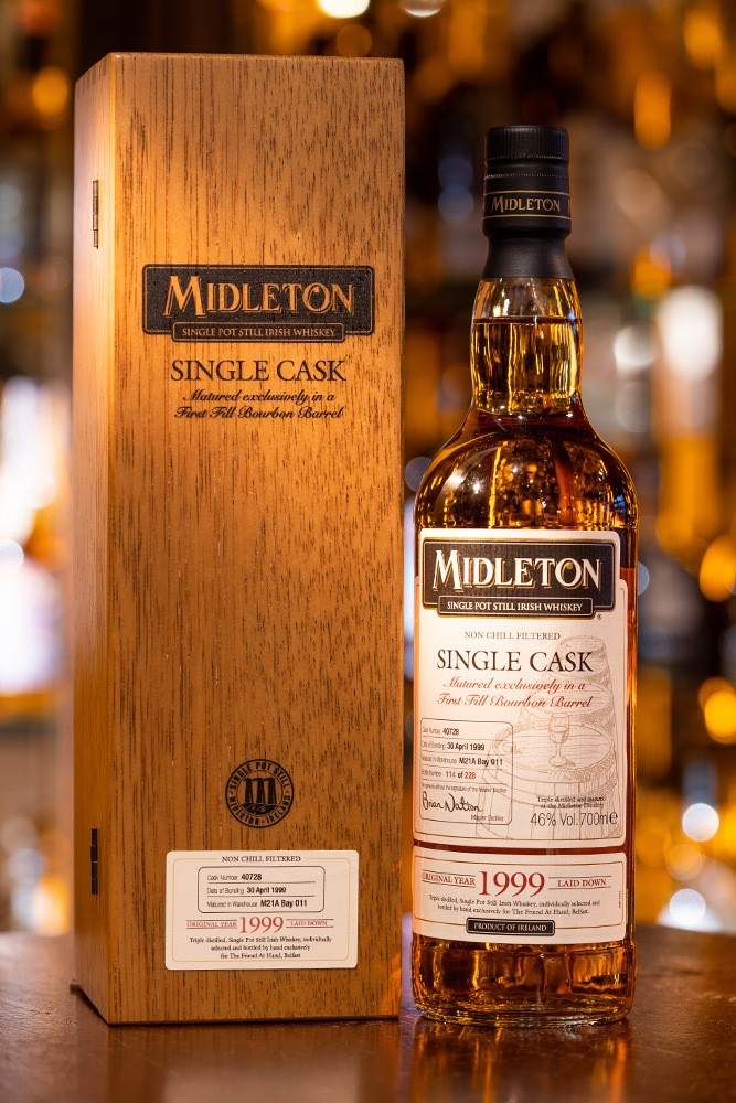 Middleton Whiskey Friend at hand exclusive