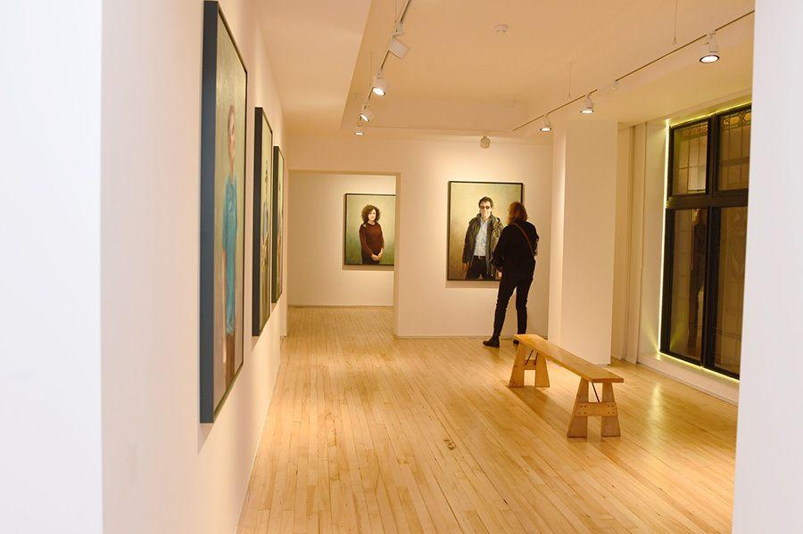 Resonance by Julian Friers sea holly gallery belfast