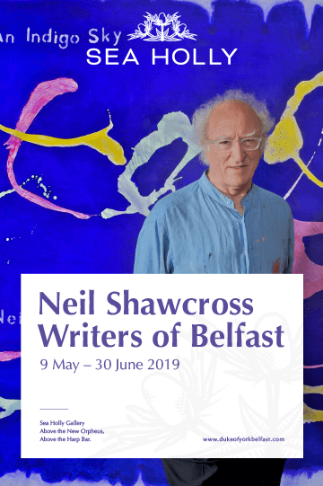 Writers of Belfast by Neil Shawcross